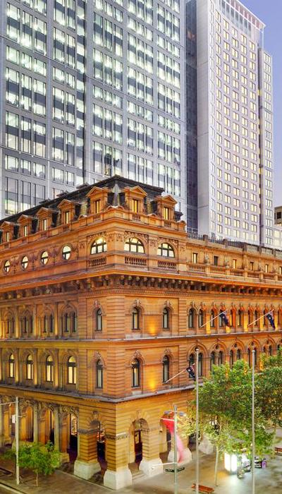 The Fullerton Hotel Sydney